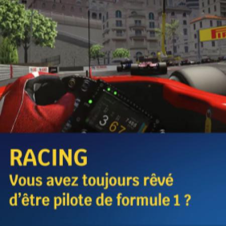 Espace racing